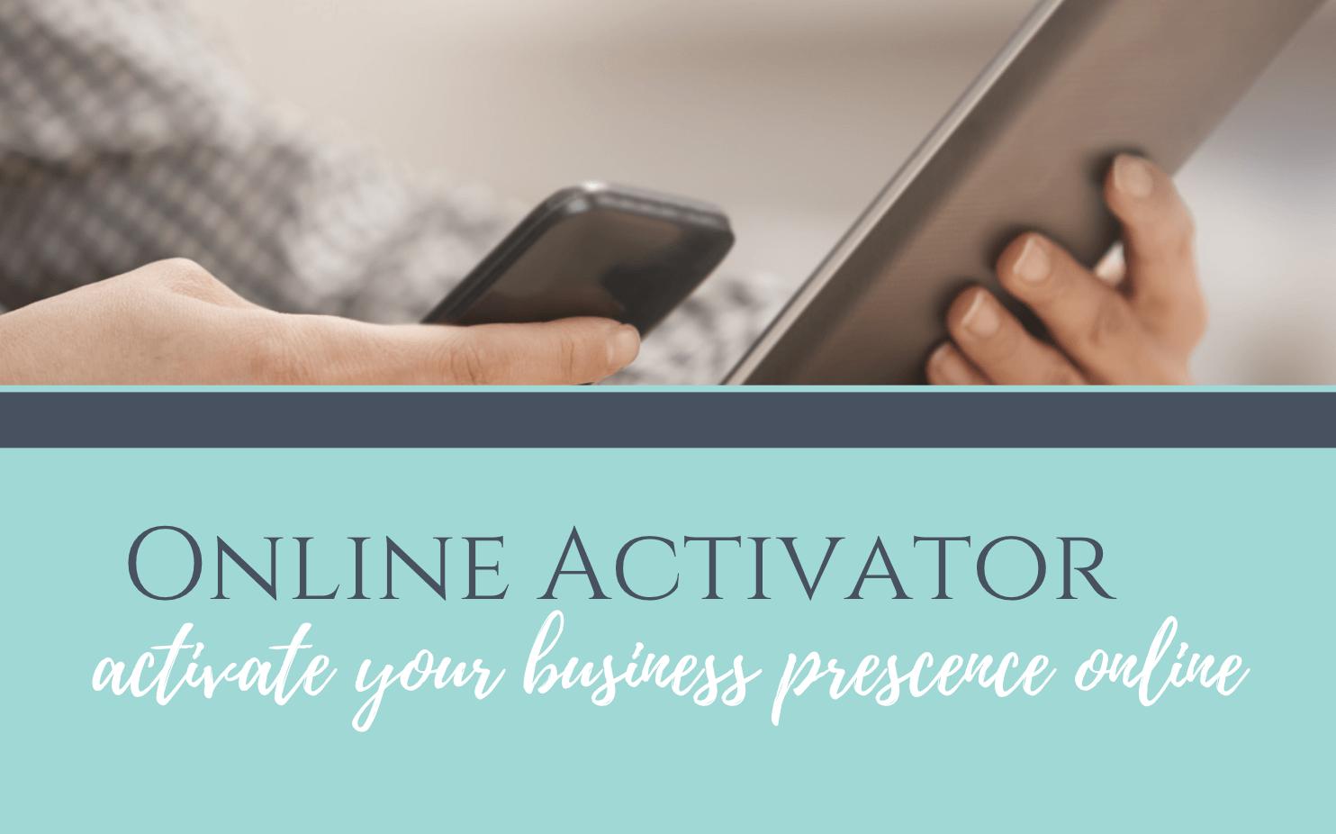 Online Activator